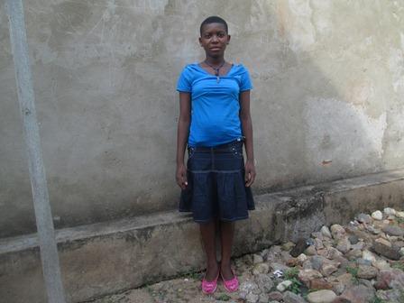 Anna Mbilizi